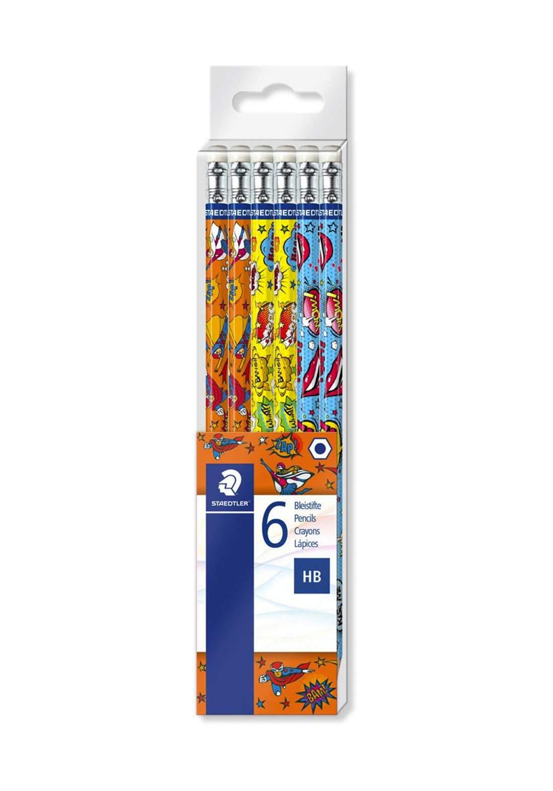 Staedtler 172COTP6  أقلام الرصاص