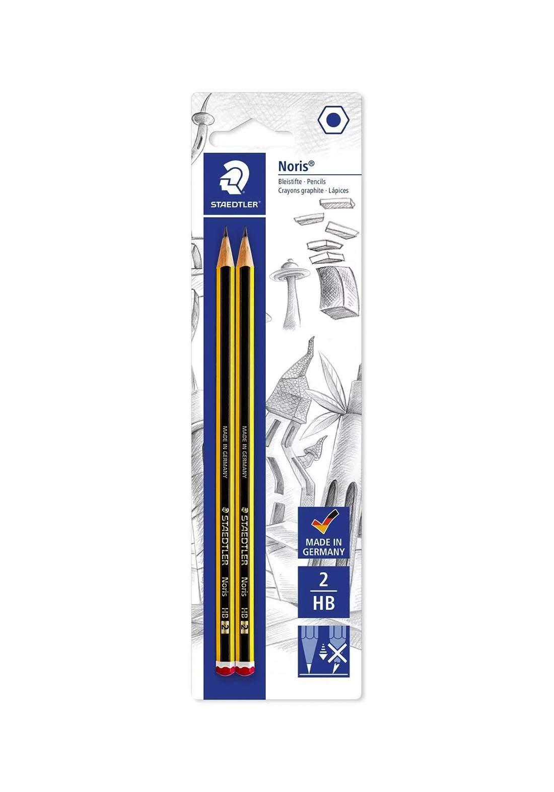 Staedtler 120-2 أقلام الرصاص