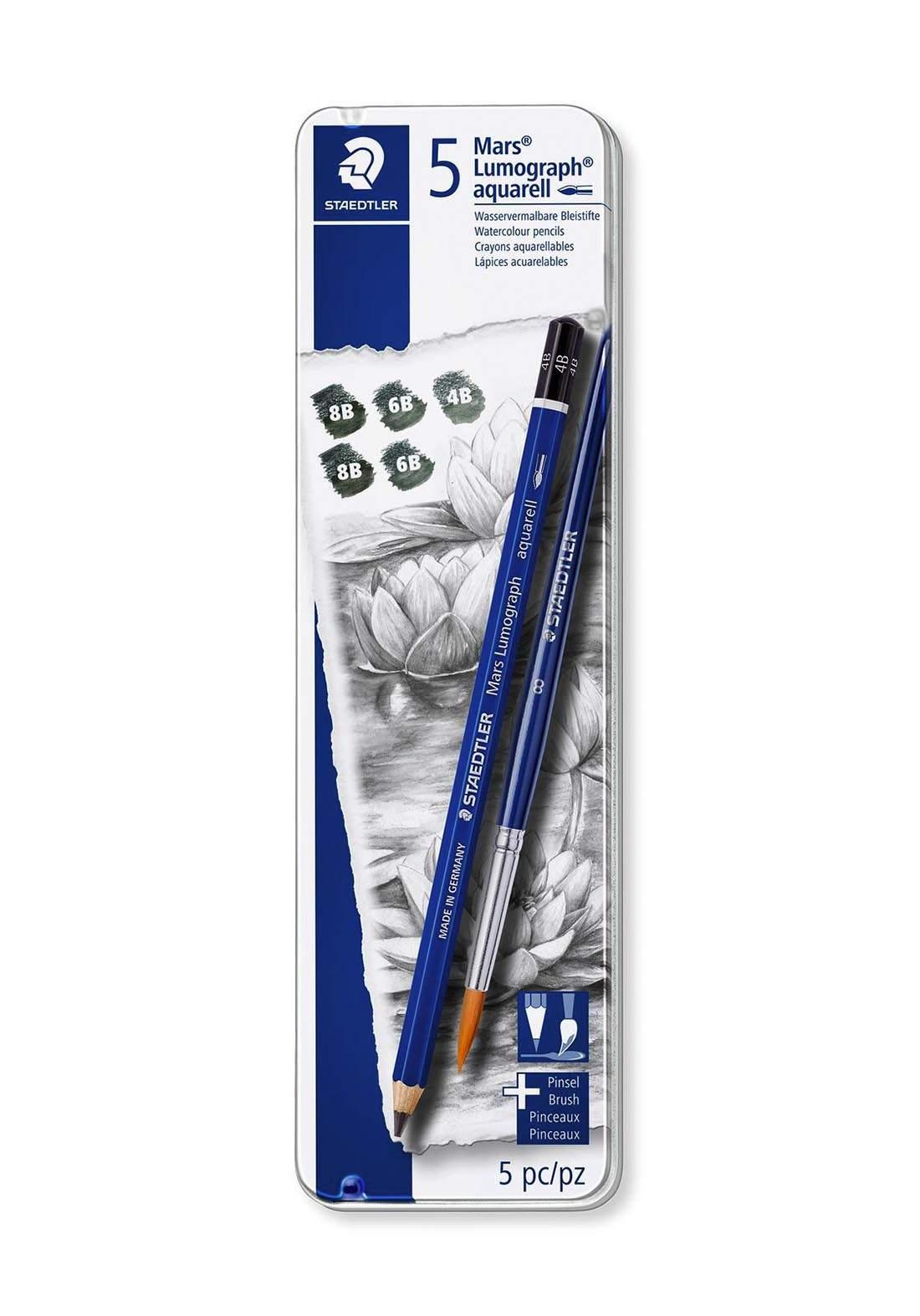 Staedtler 100AG6  أقلام الرسم