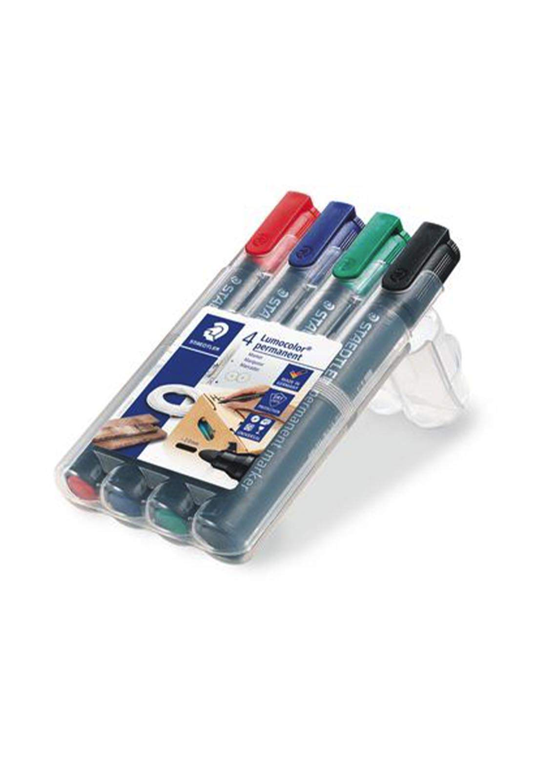 Staedtler 352 WP4  أقلام دائمية