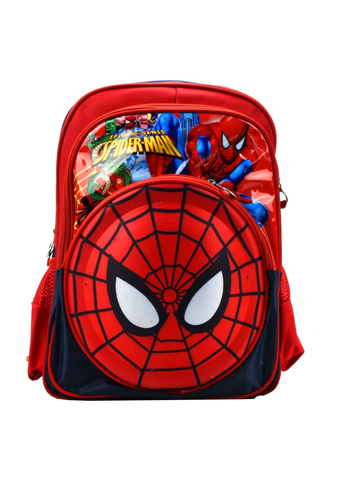 حقيبة ظهر مدرسية متعددة أللون (M175-2)