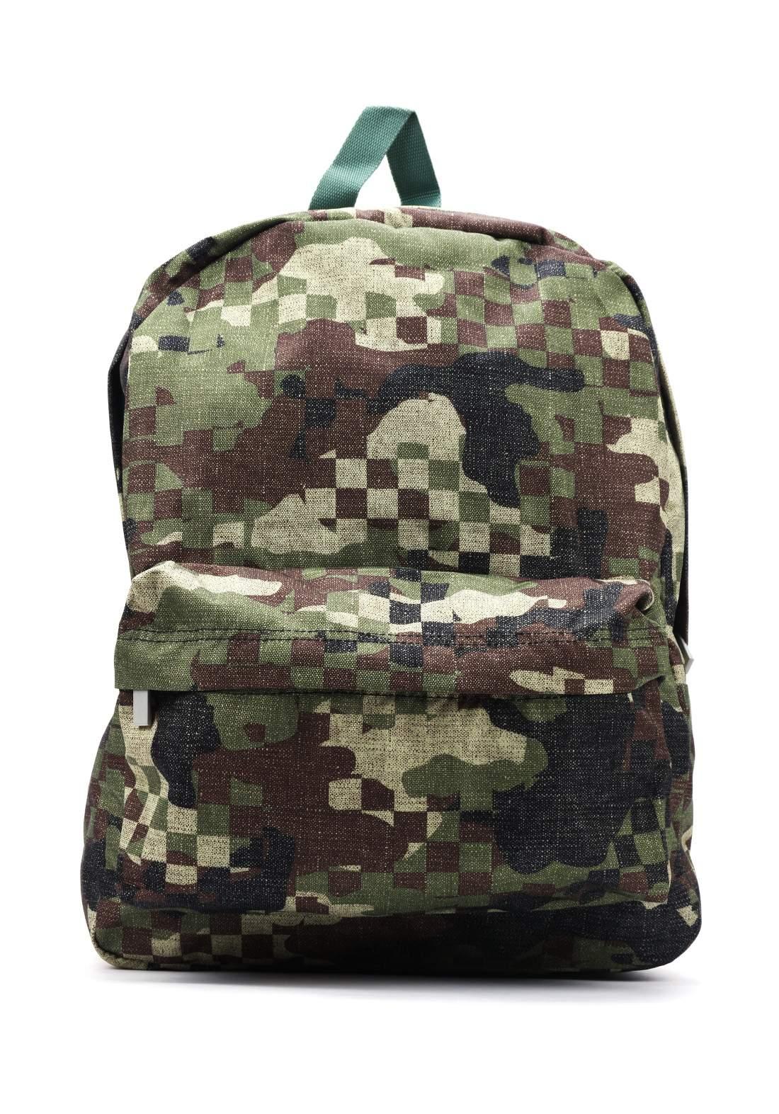 حقيبة ظهر مدرسية زيتوني أللون