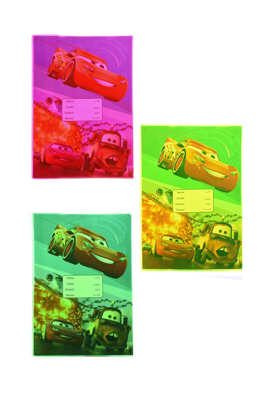 دفتر عربي 60 ورقة برسمة سيارات  F-872