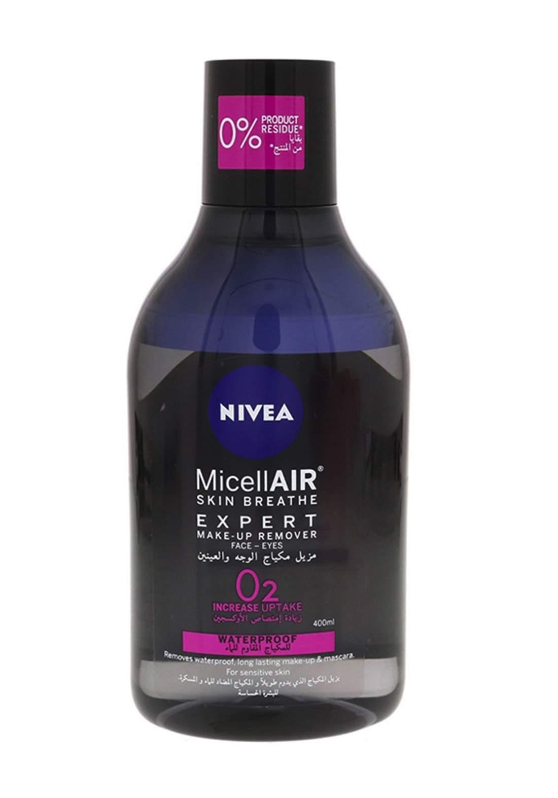 Nivea Micellair Expert Water 400ml مزيل مكياج