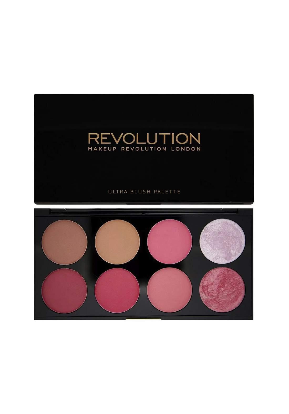 Makeup Revolution London Blush Palette Skaistalai 13g علبة ظلال
