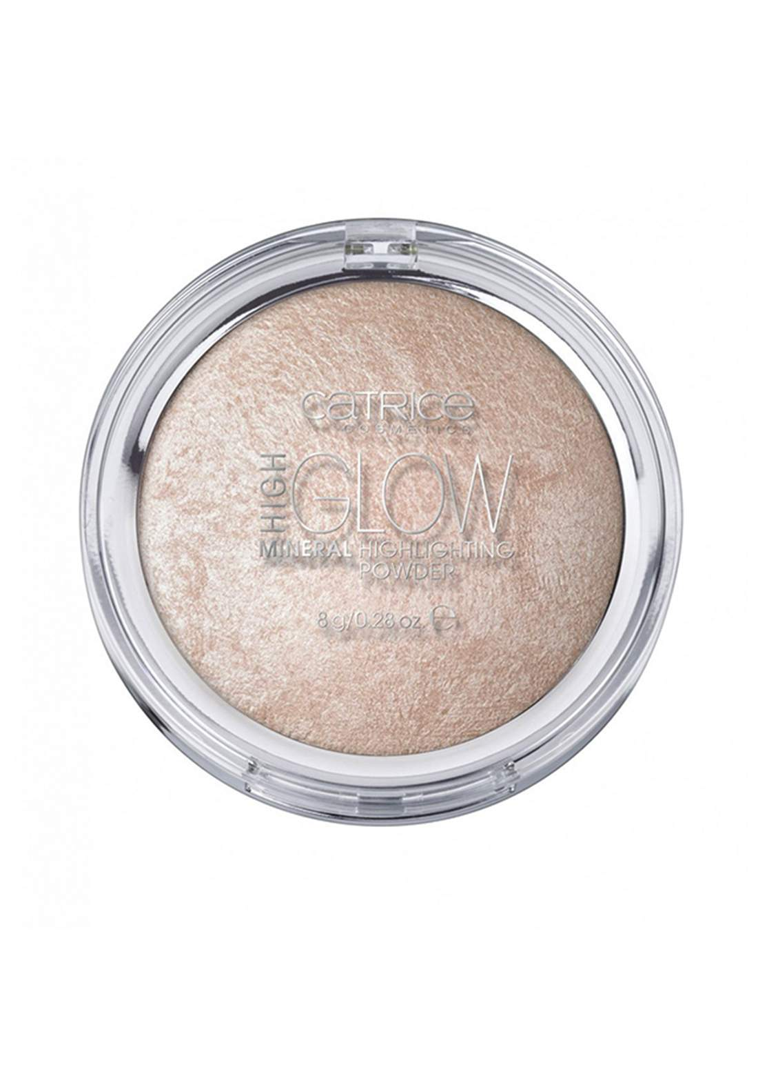 Catrice High Glow Mineral Highlighting Powder 010 Light Infusion 8g أضاءة