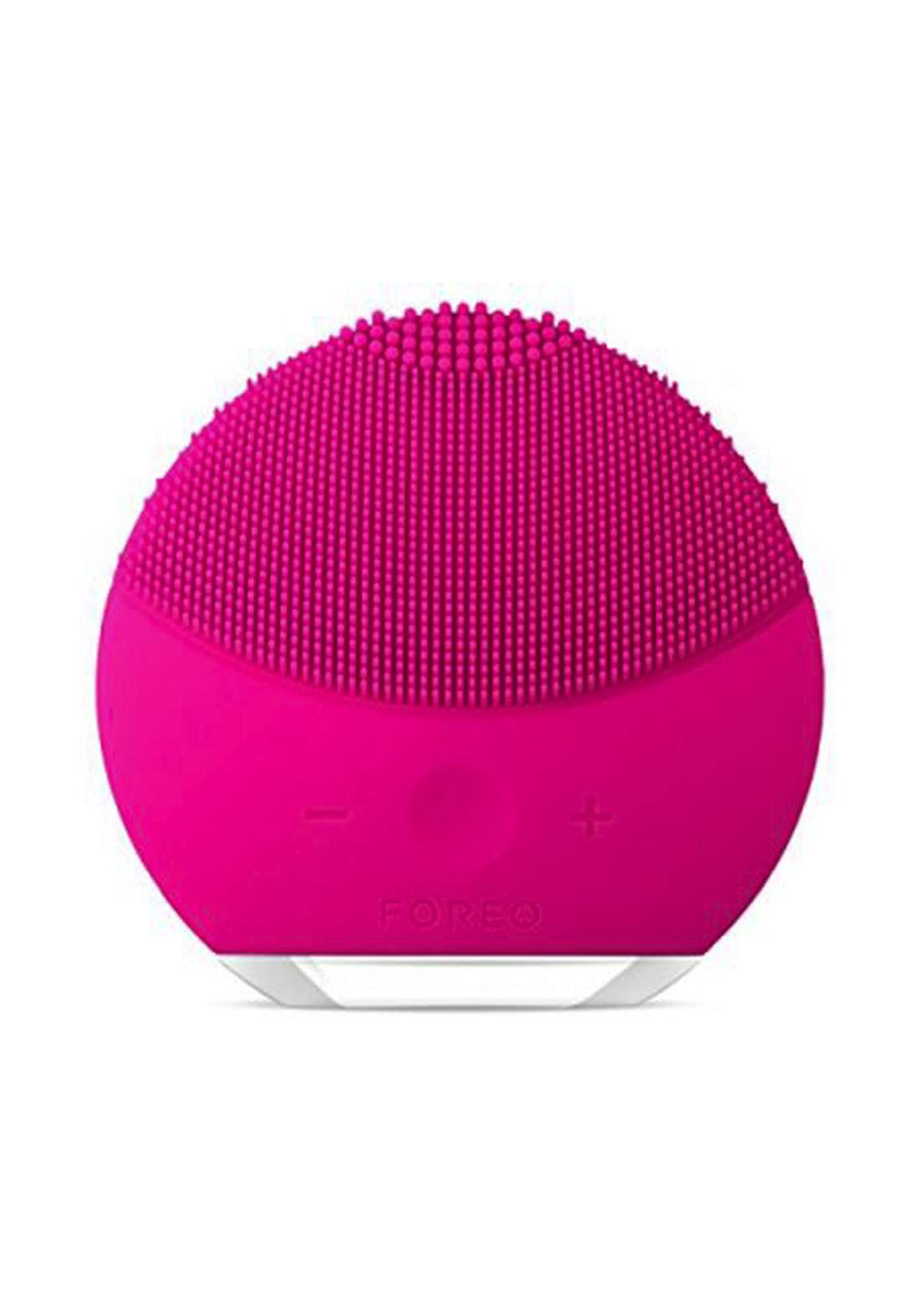 Foreo Luna Mini 2 Facial Cleansing Brush with Gentle Exfoliation and Sonic Cleansing Fuchsia جهاز تنظيف الوجه