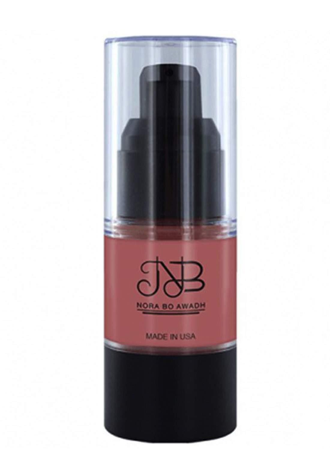 Nora Bo Awad Liquid Blush  Candy Cheeks أحمر خدود سائل