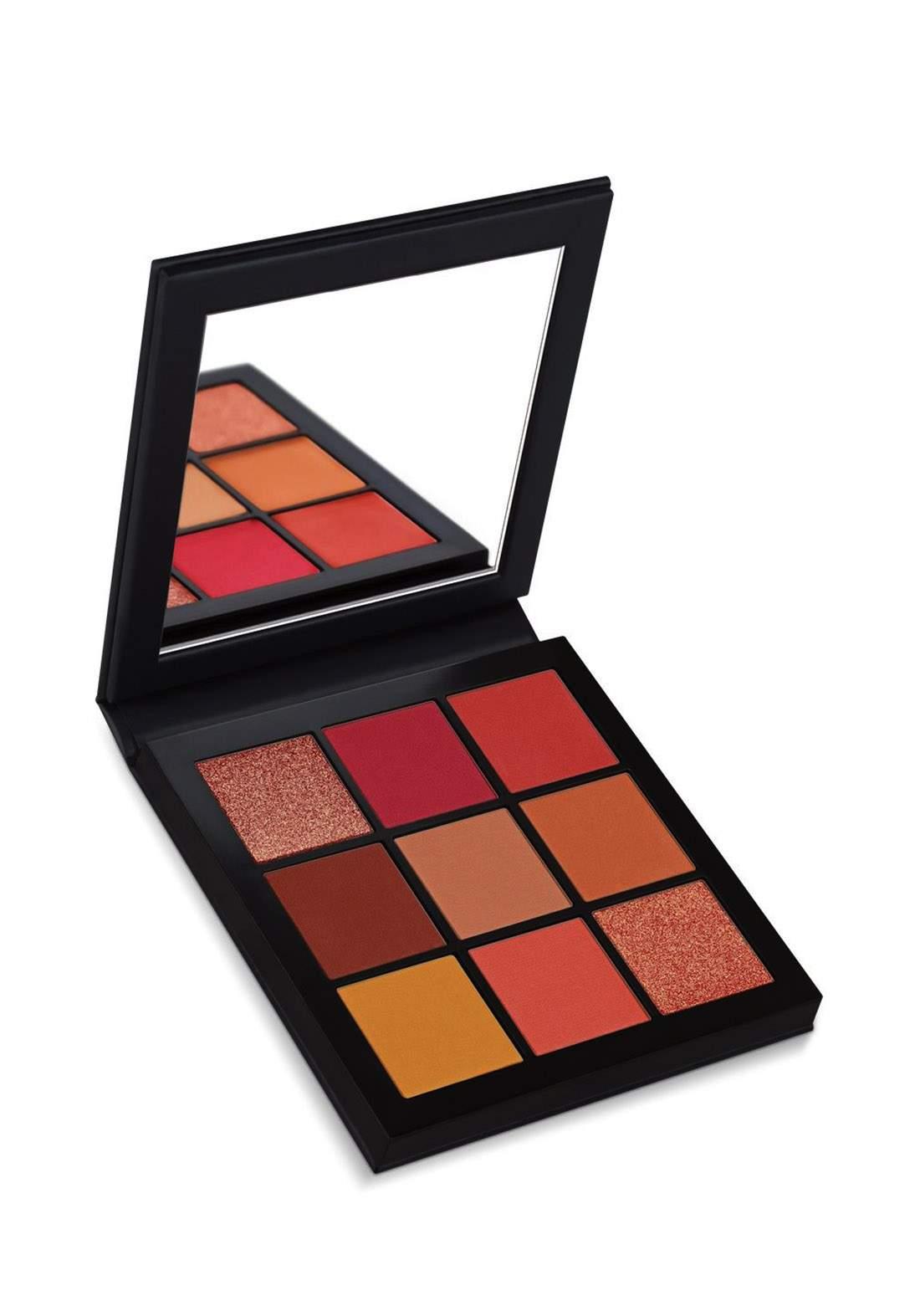 Huda Beauty Obsessions Eyeshadow Palette Coral 10g علبة ظلال