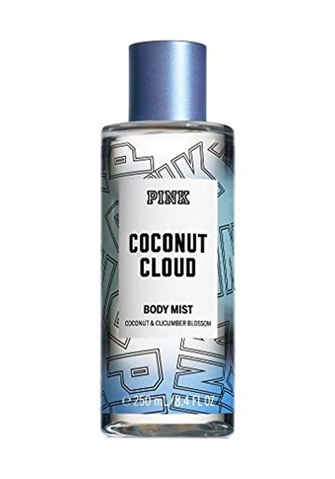 3 Victorias Secret Pink Coconut Cloud Body Mist Spray Fragrance Cucumber Blossom 250Ml سبلاش جسم