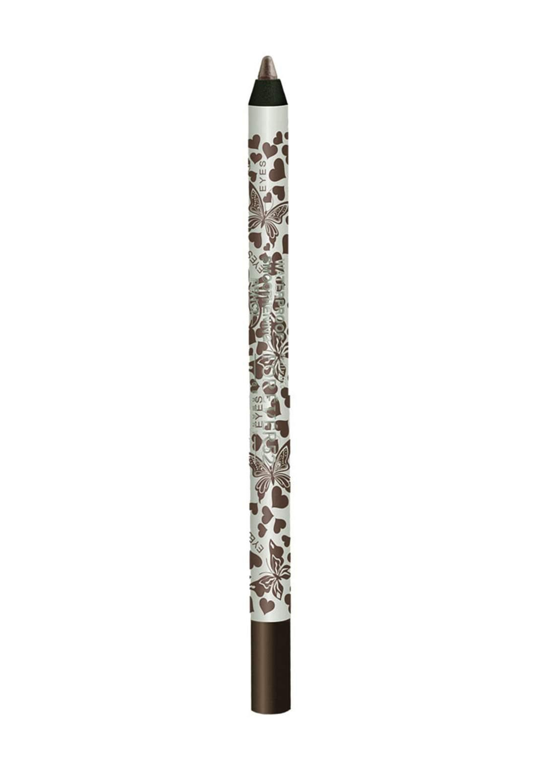 Forever52 Waterproof Smoothening Eye Pencil Brown F502 قلم كحل