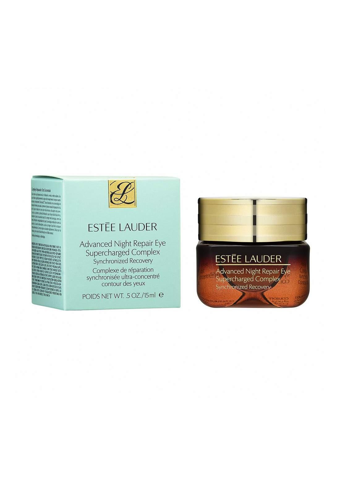 Estee Lauder Advanced Night Repair Eye Supercharged Complex 15ml Skincare كريم العين
