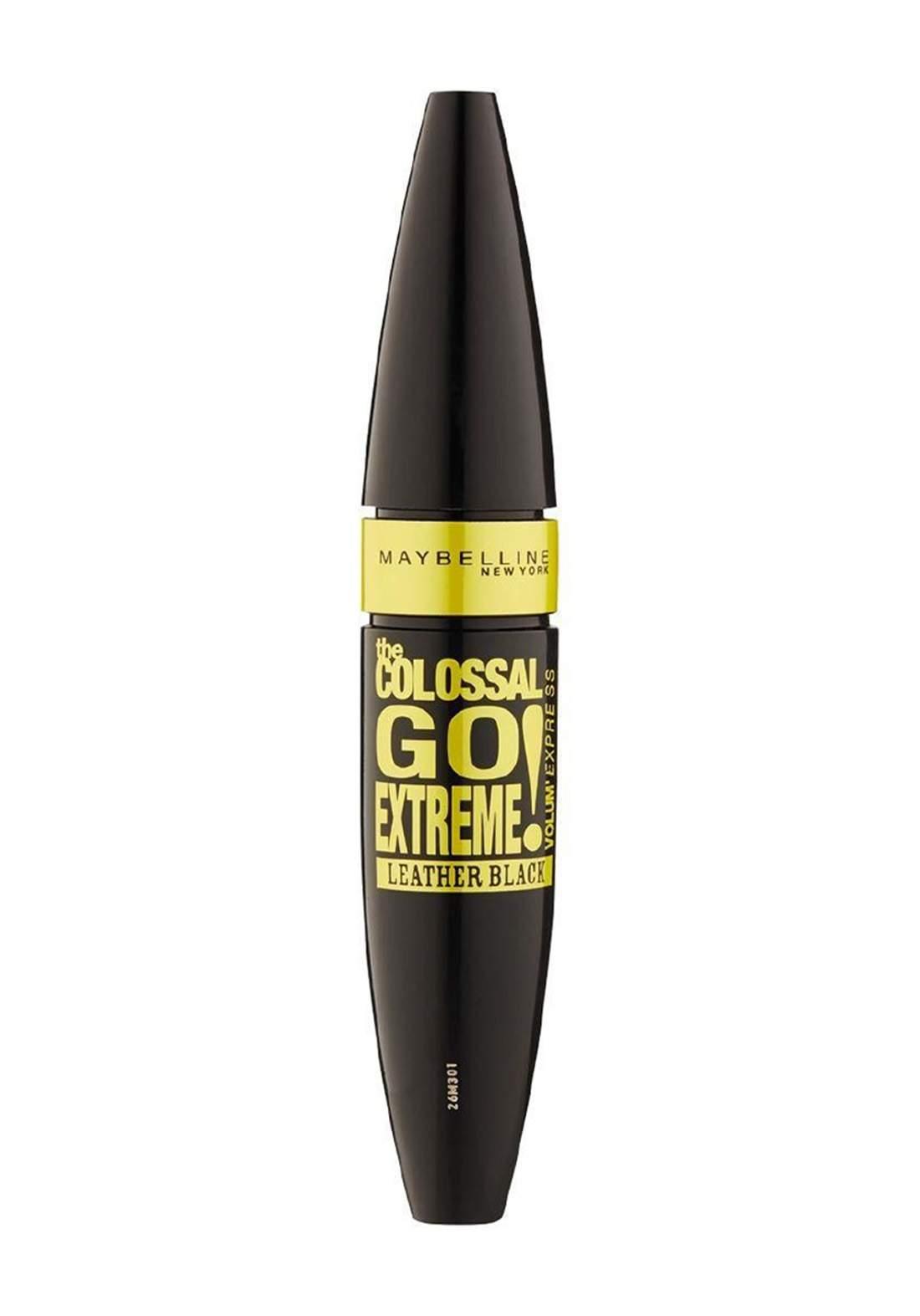 Maybelline Volum' Express Colossal Go Extreme Leather Black مسكارا
