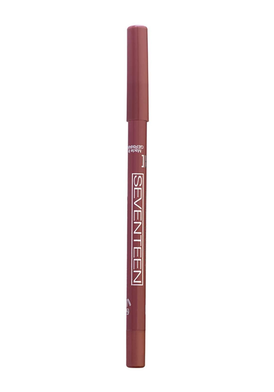 Seventeen Super Smooth Lip Liner Waterproof No.03 قلم تحديد الشفاه