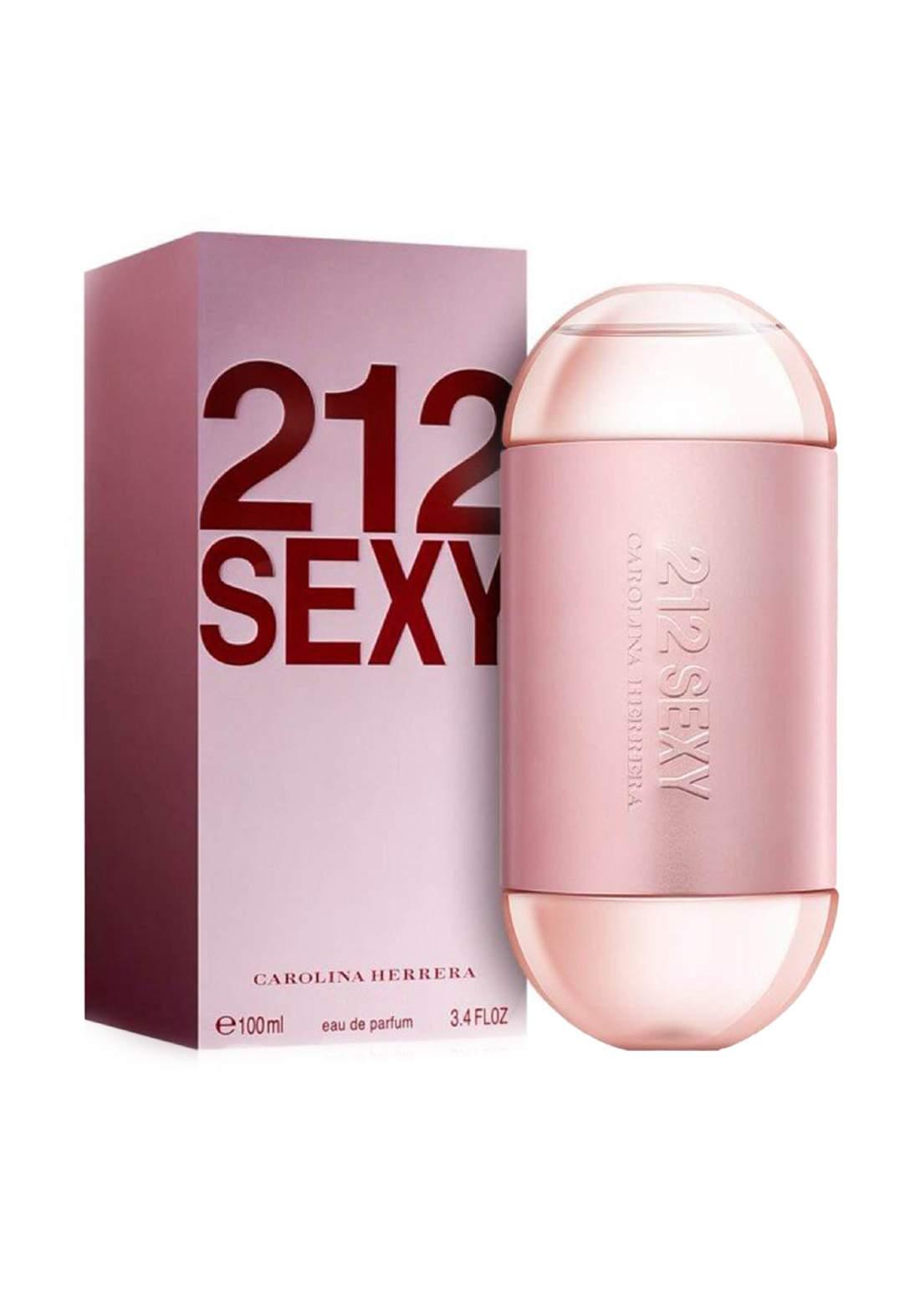Carolina Herrera 212 Sexy for Women Eau de Parfum 3.4oz عطر نسائي