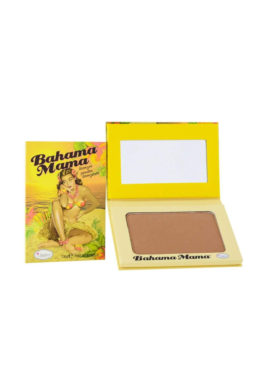 The Balm Bahama Mama Bronzer Powder 0.25 oz باليت برونزر