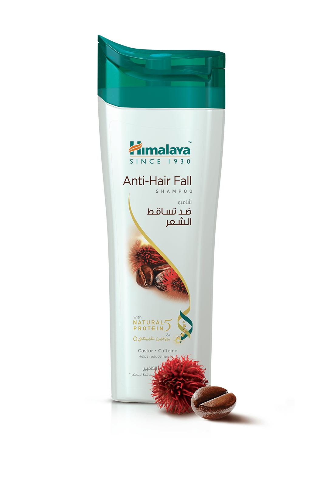Shampoo 400ml - Anti-Hair Fall هيمالايا شامبو ضد تساقط الشعر