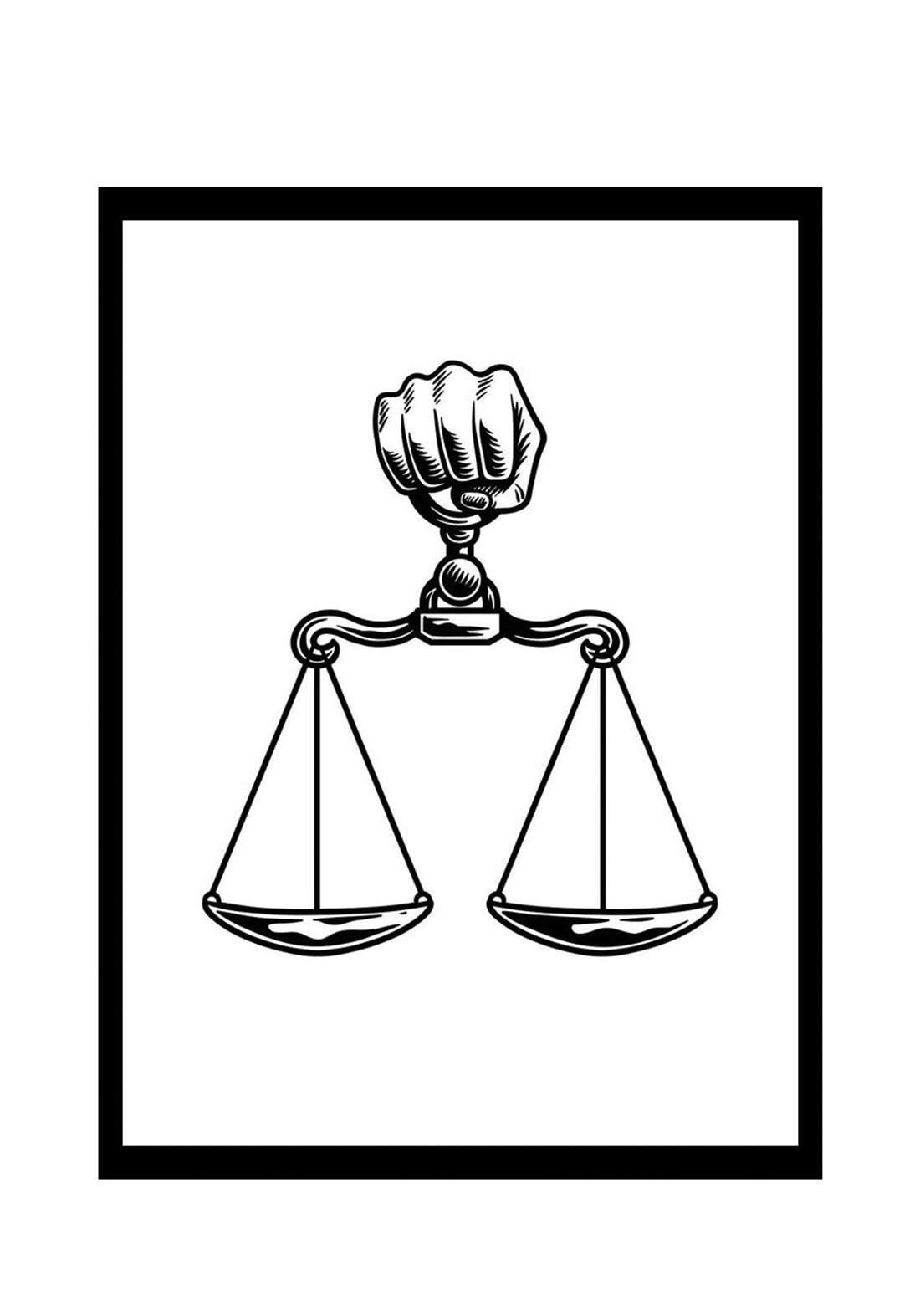 لوحة ديكور