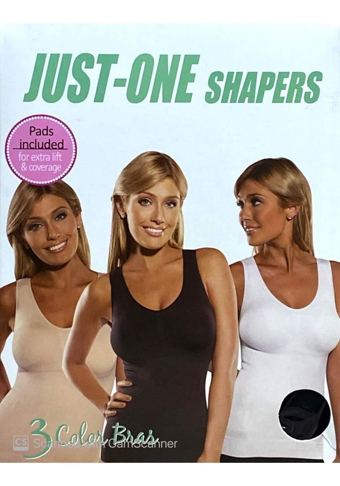 Just One Shapers فانيلة نسائية لشد الجسم