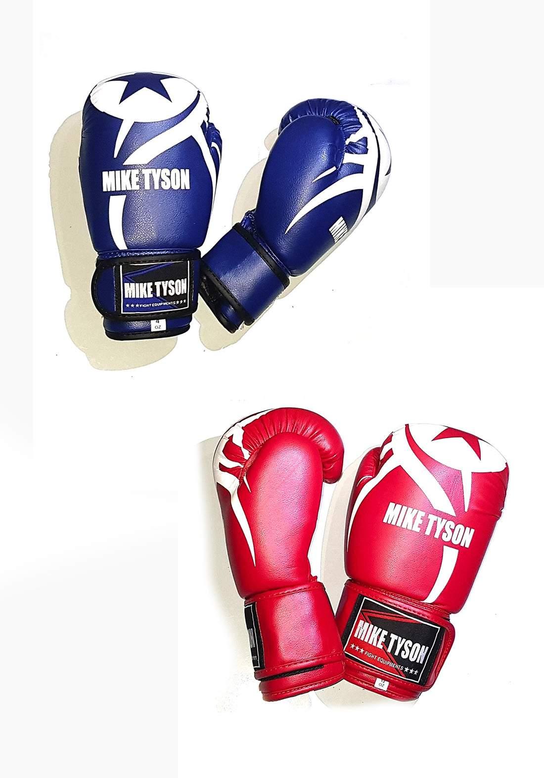 Mike Tyson Boxing palm قفازات ملاكمة