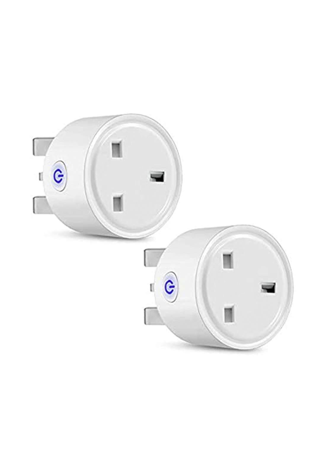 SCT Smart Plug with Power monitoring10A تقسيم ذكي التحكم عن بعد