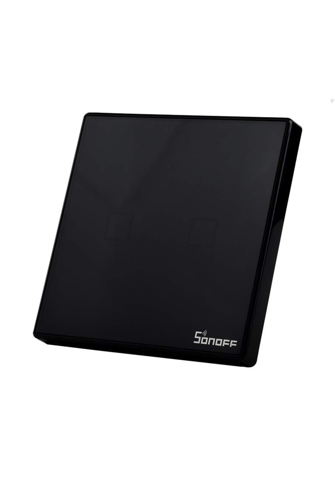بلك لمس ثنائية اسود اللون Sonof T3UK3C