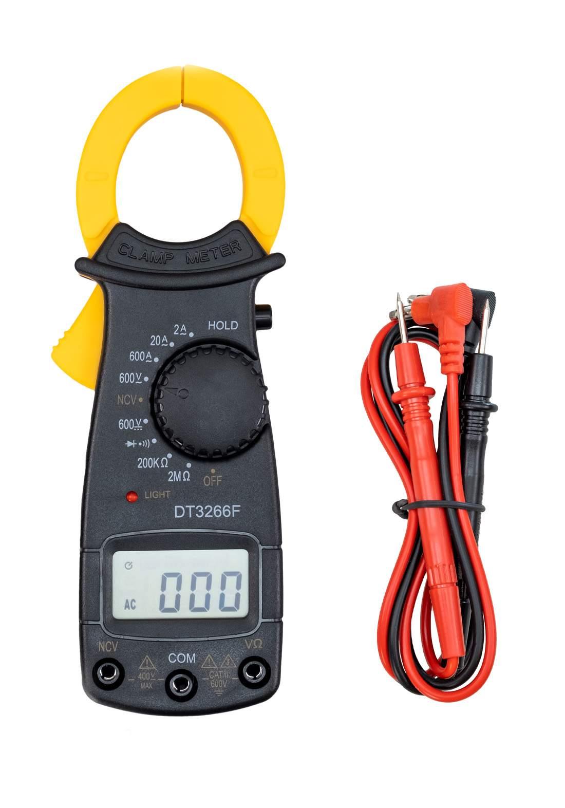 Clampmeter DT3266F 600 A 600 V جهاز قياس