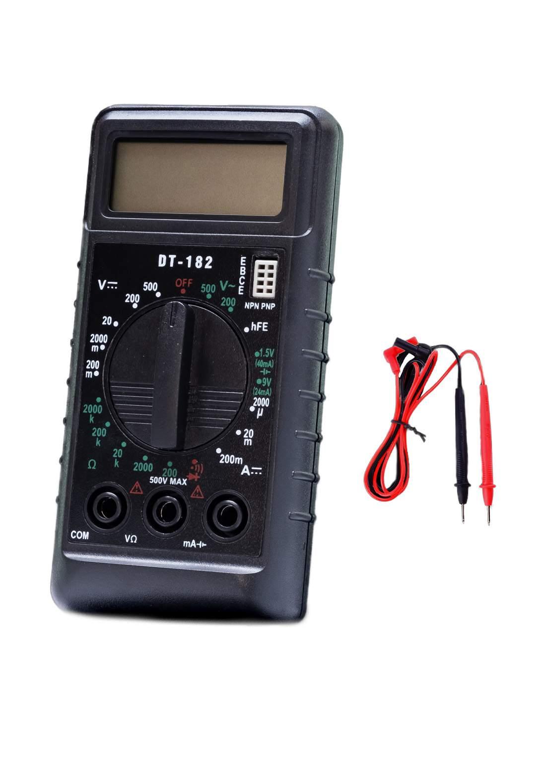 Clampmeter DT182 600 A 400 V جهاز قياس