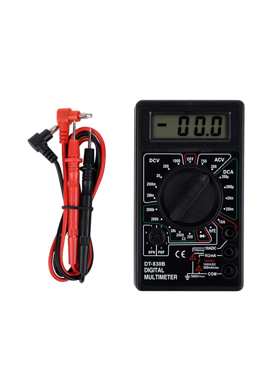 Clampmeter DT830B جهاز قياس