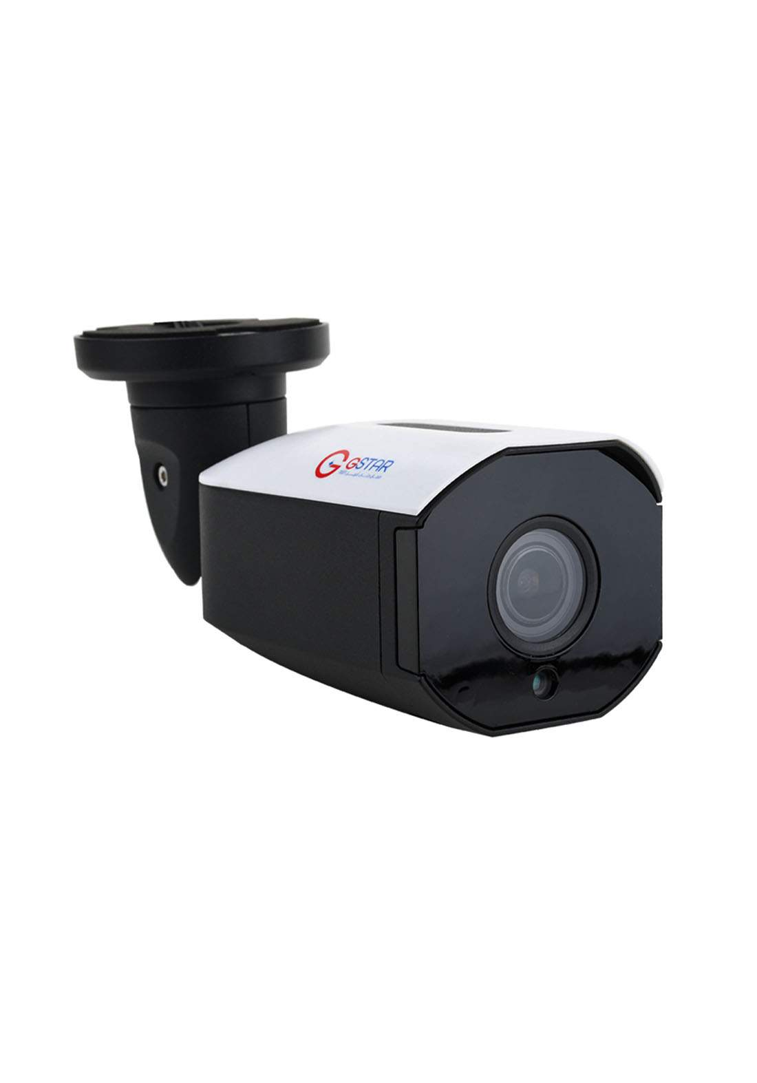 Gstar Analog High Definition Camera AHD 4MP 4-in-1 - White كاميرا مراقبة