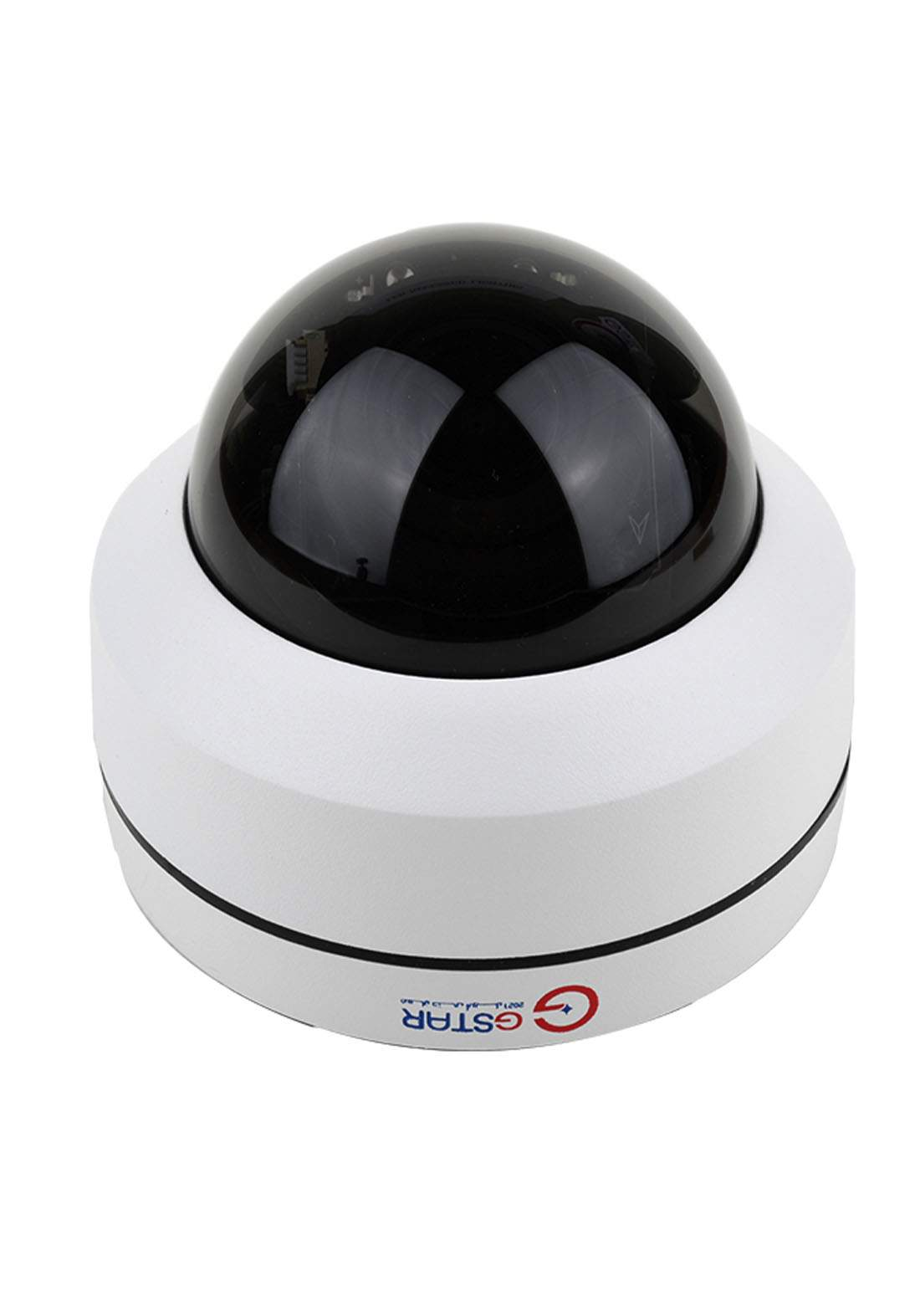 Gstar Analog High Definition Camera AHD 2MP 4-in-1 - White كاميرا مراقبة