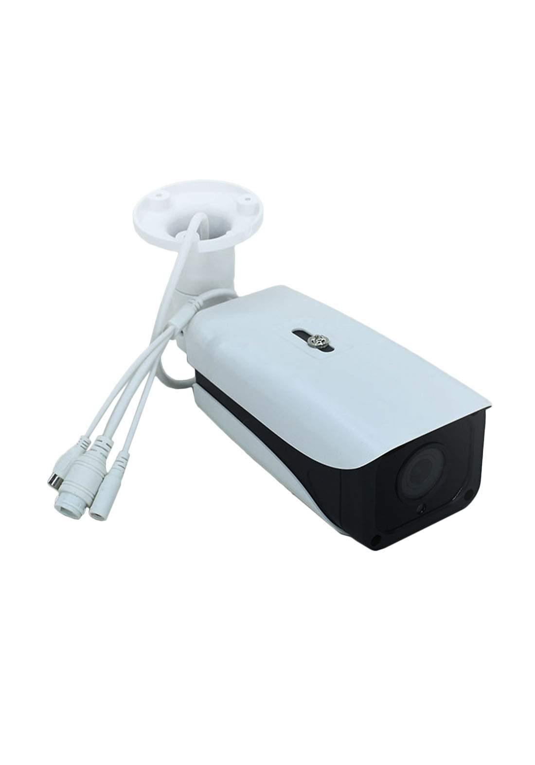 Gstar  Analog High Definition Starlight IP Camera - White كاميرا