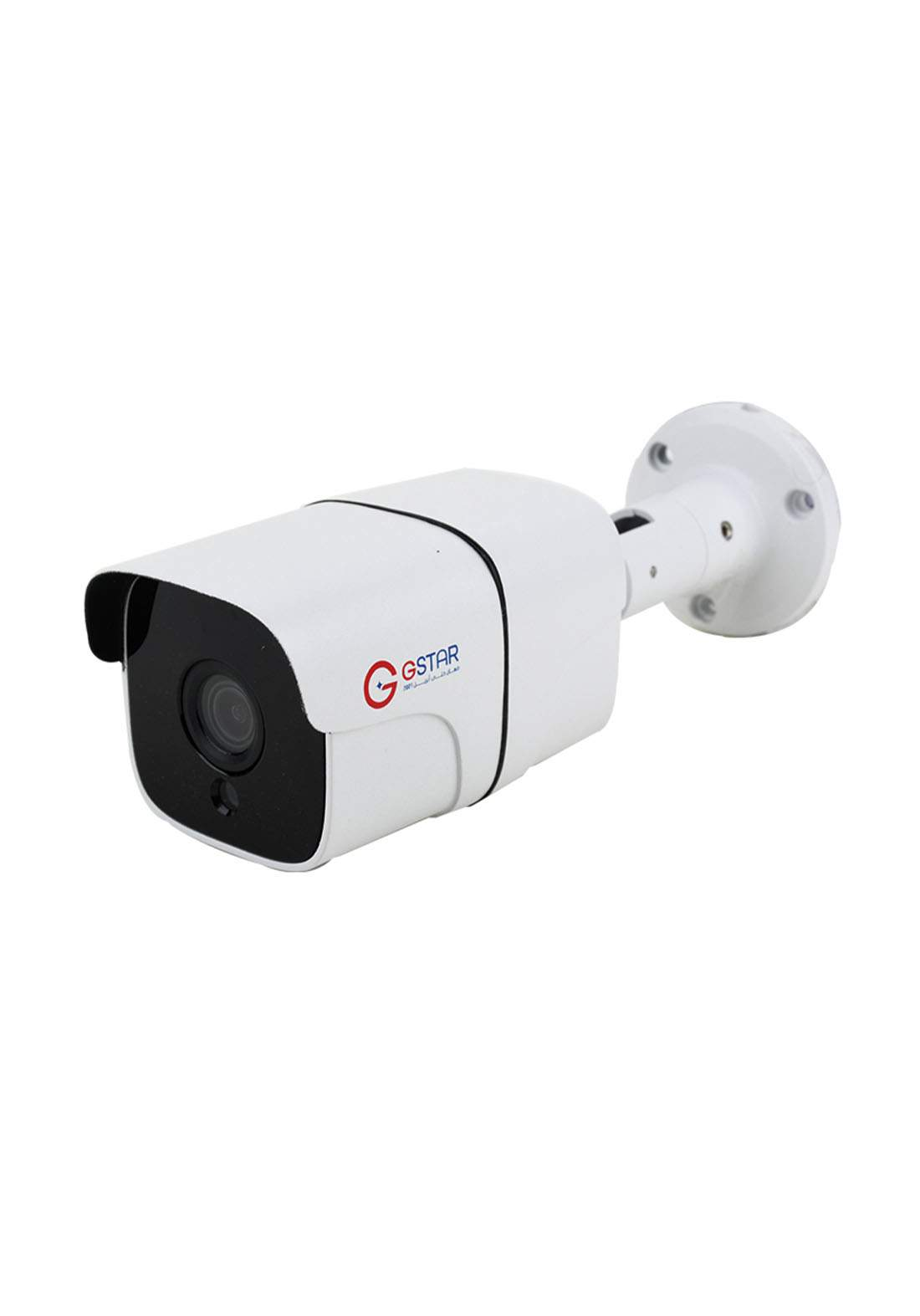 Gstar  Analog High Definition Starlight AHD Camera - White كاميرا