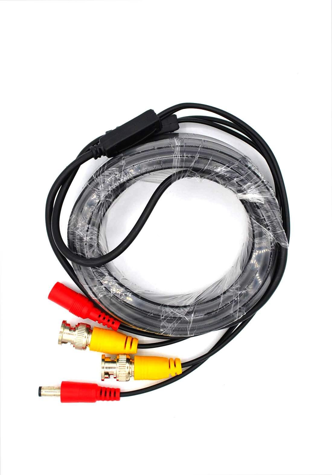 Camera Coaxial Cable - 10m كابل كاميرا