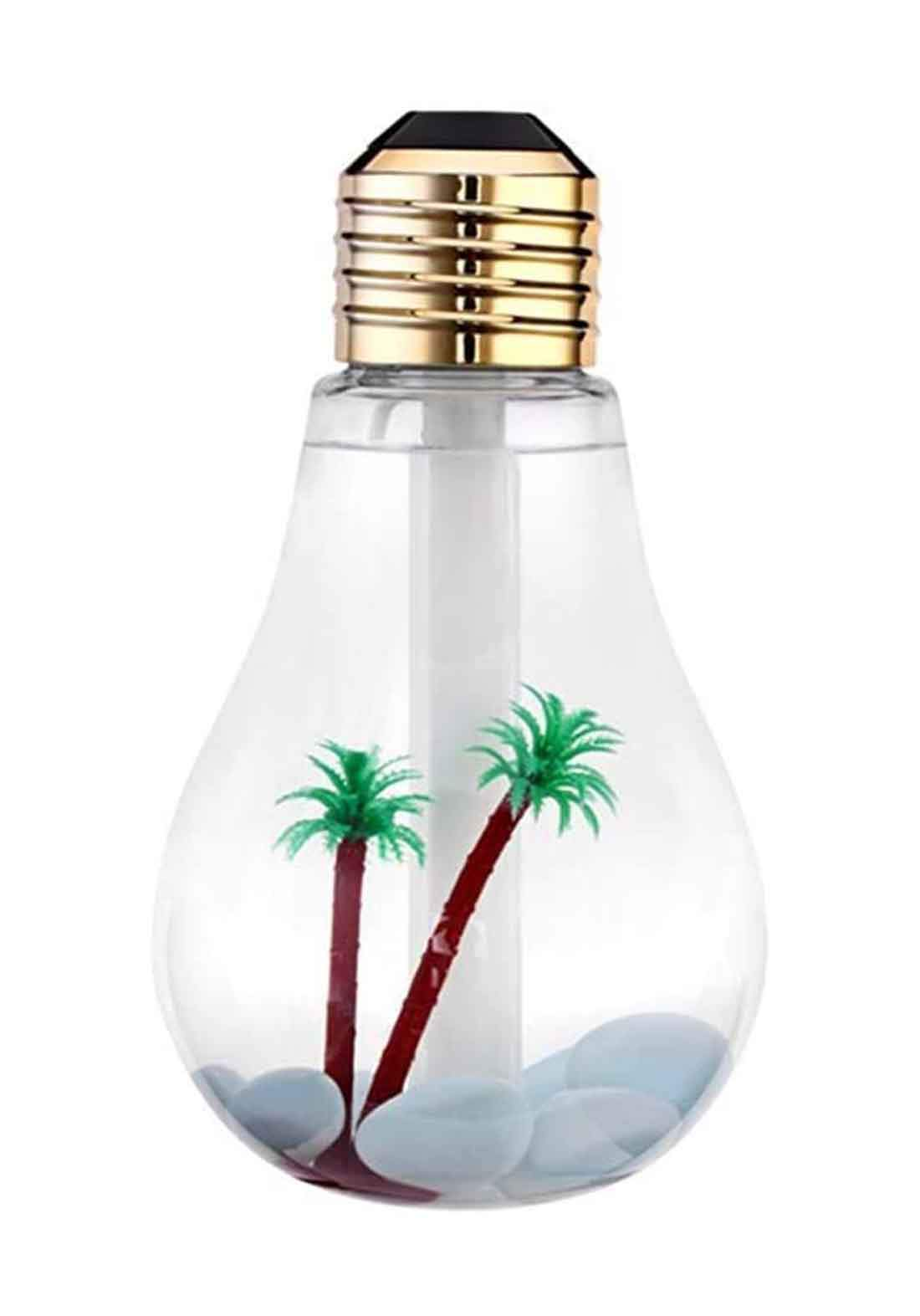 Air Humidifier Bulb USB Charge مبخرة هواء400 مل