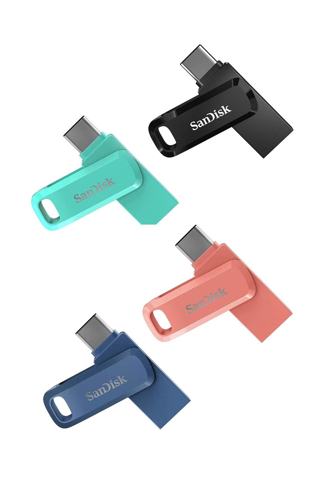 SanDisk Ultra Dual Drive Go USB Type-C 256GB Flash Drive فلاش