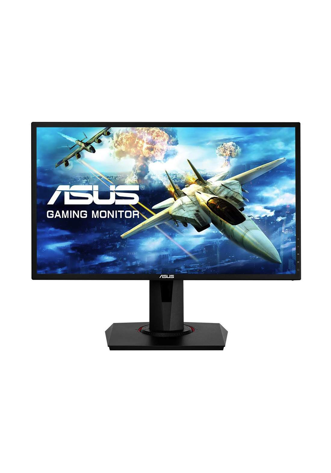ASUS VG248QG 24 Inch Full HD, 0.5ms, 165Hz  Gaming Monitor - Black شاشة العاب
