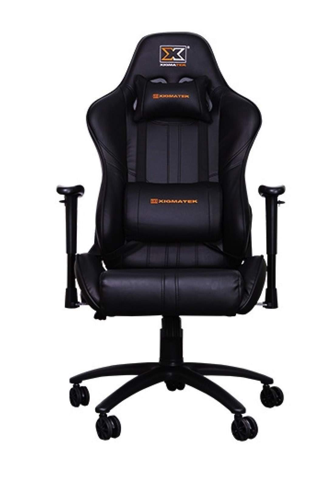 Xigmatek Chicane Gaming Chair - Black كرسي العاب