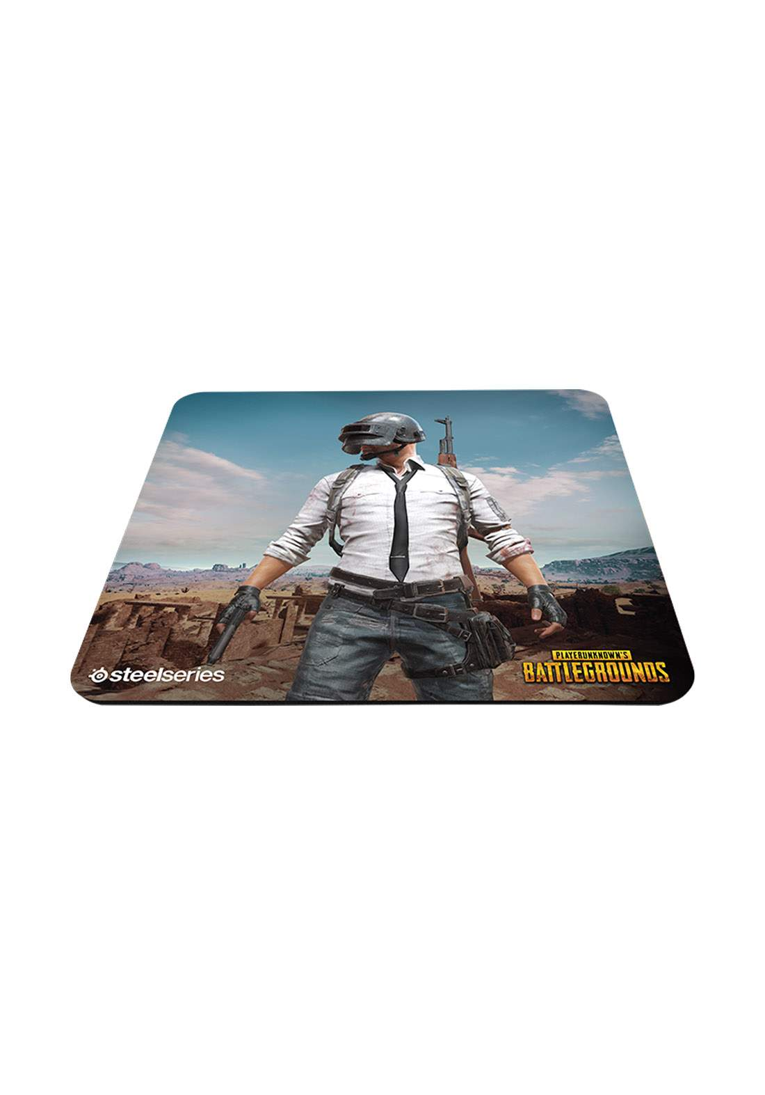 SteelSeries QcK PUBG Edition Gaming Mousepad