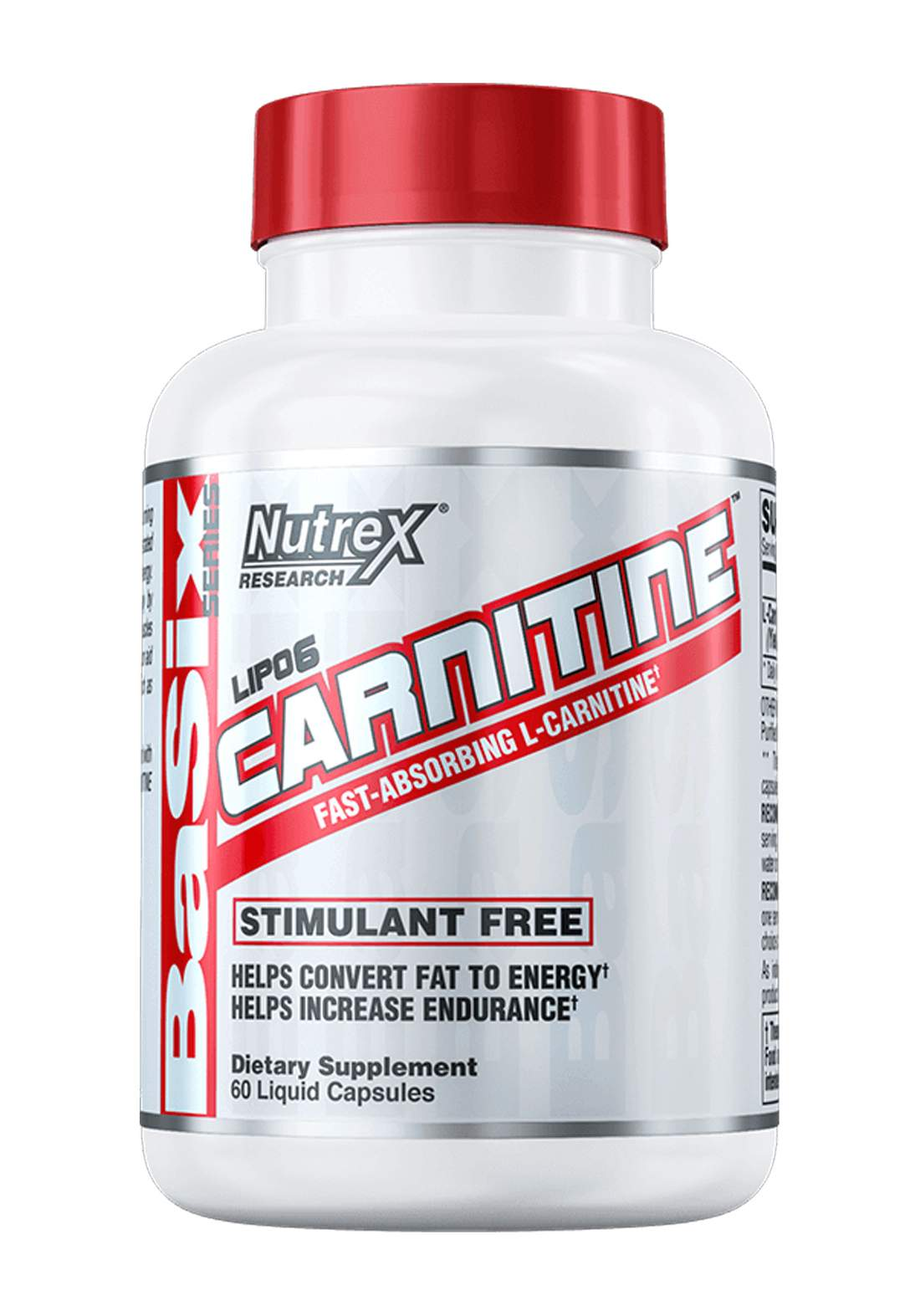 Nutrex Lipo 6  Carnitine Fast Absorbing  60 Liquid Caps   مكمل غذائي لانقاص الوزن