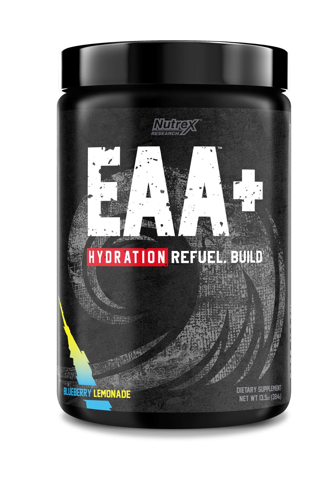 Nutrex Research EAA Hydration Refulel Build Blueberry Lemonade   30 Serve مكمل احماض امينية