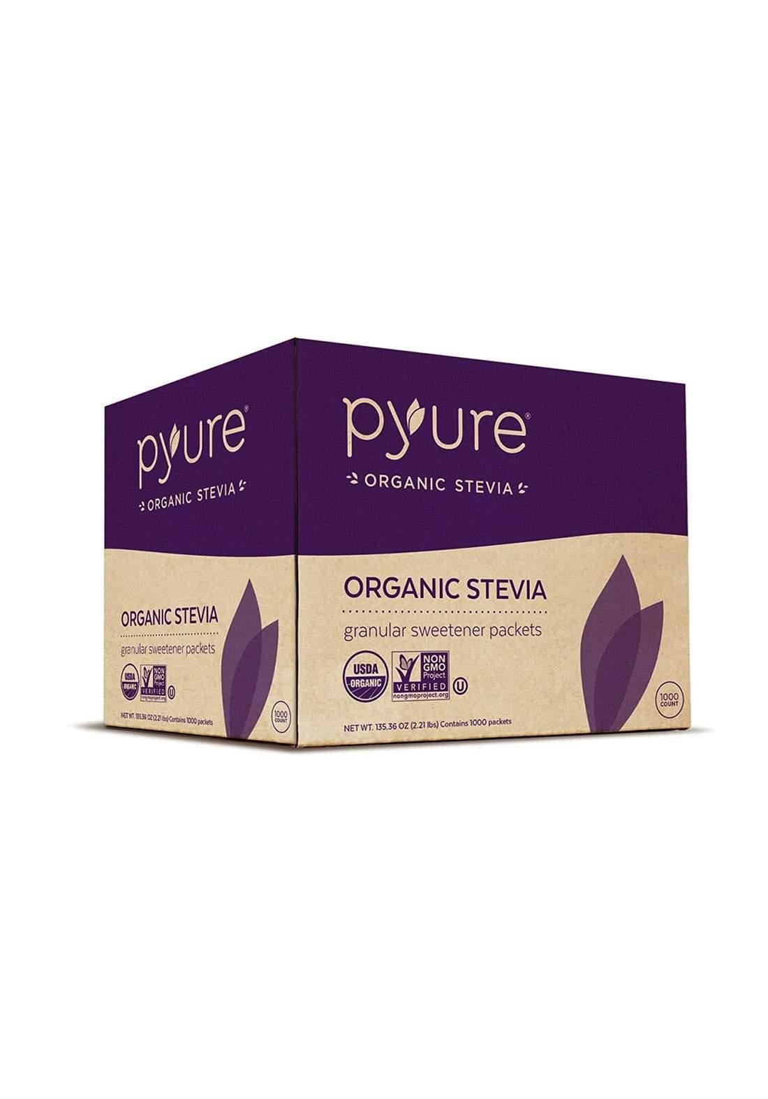 Organic Stevia Ryure 1000 Packets سكر ستيفيا