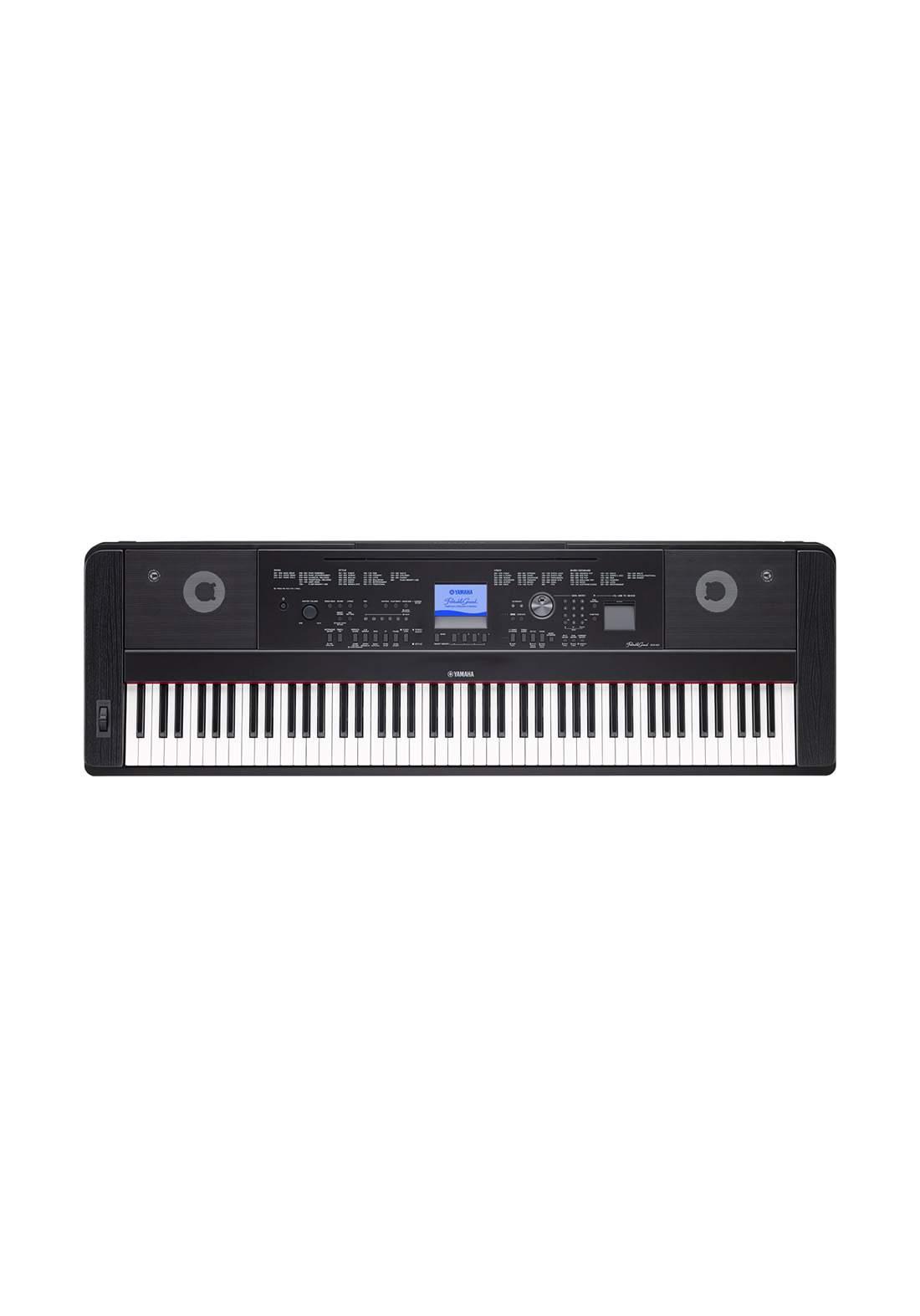 Yamaha DGX-660 Portable Grand Digital Piano بيانو