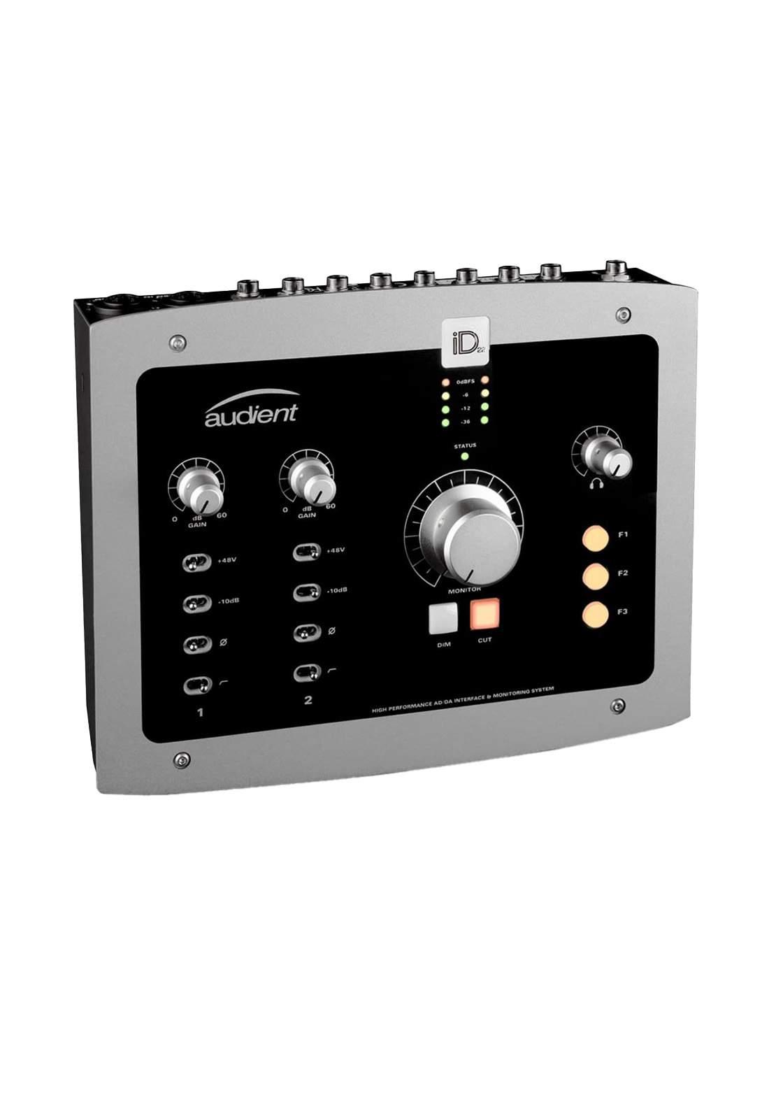 Audient Audio Cart كارت صوت