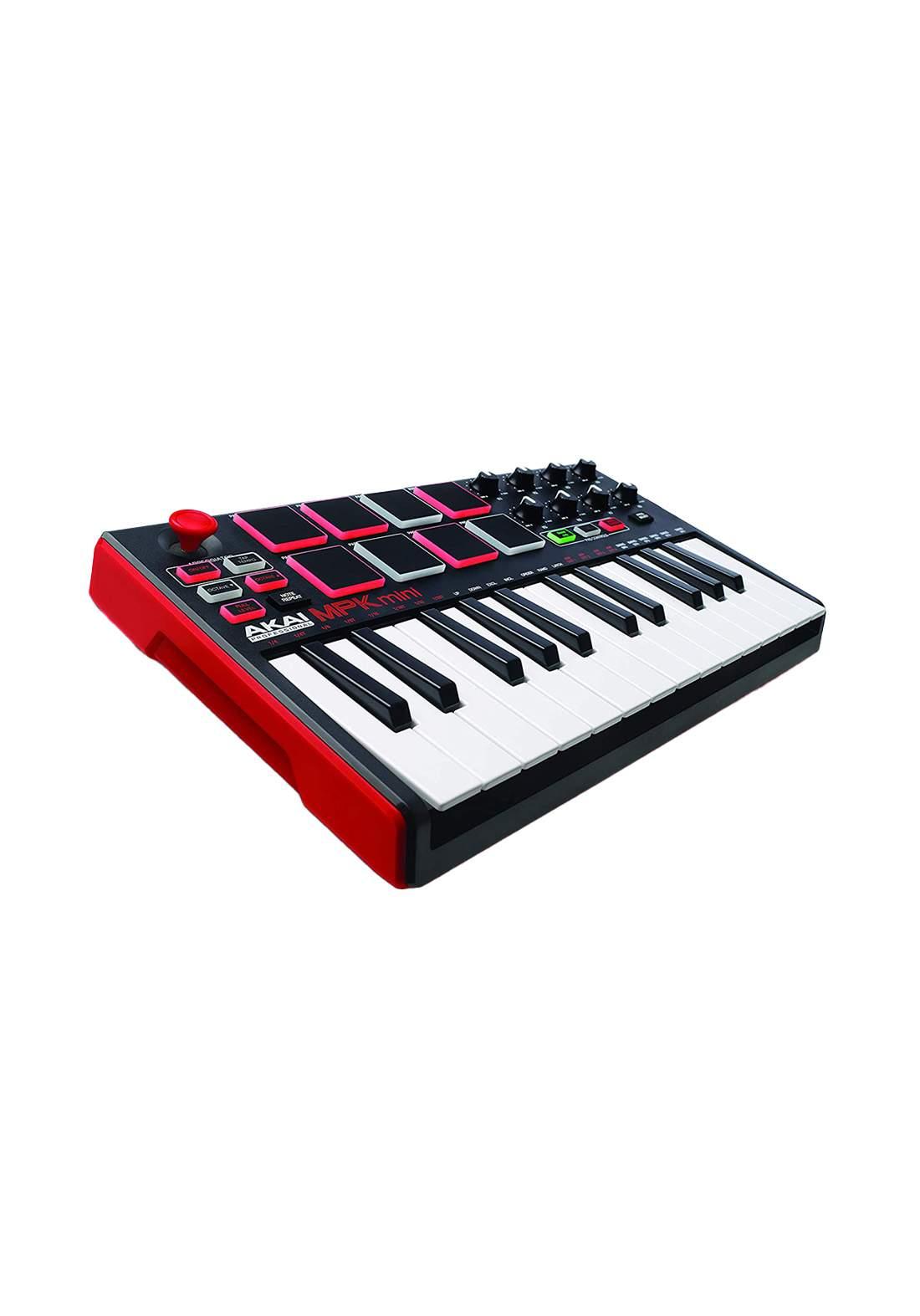 Akai mini Keyboard كيبورد مصغر
