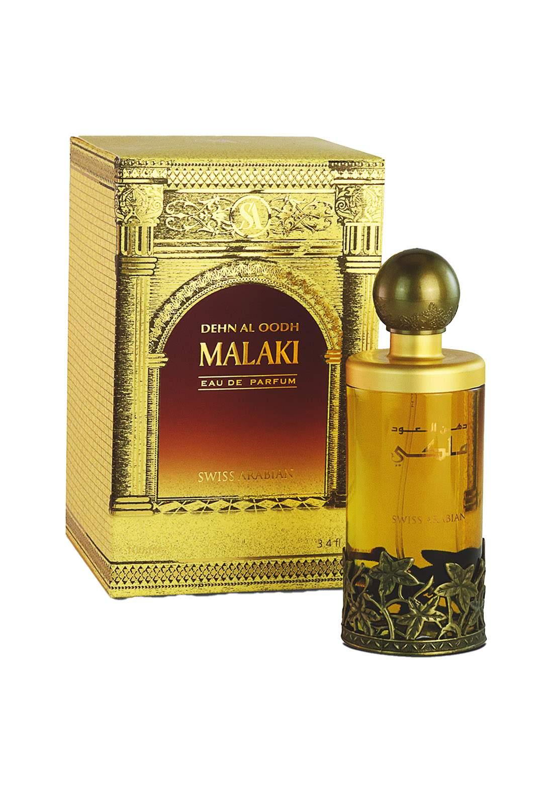 Swiss Arabian 355 Dehn El Oud Malaki  EDP for Women - 100ML عطر نسائي