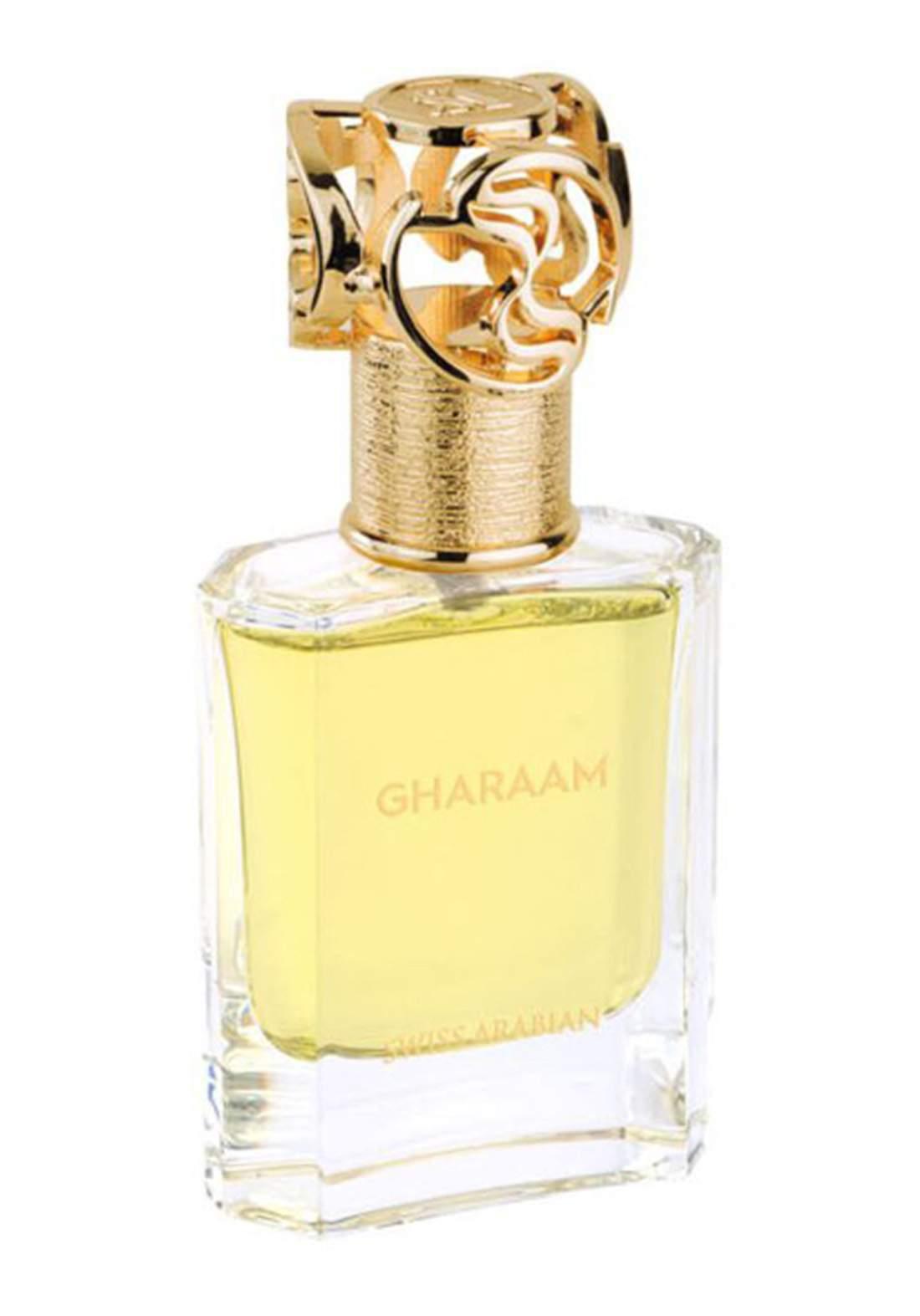 Swiss Arabian 1080 Gharaam Eau De Parfum Sprayfor  Men - 50ml عطررجالي