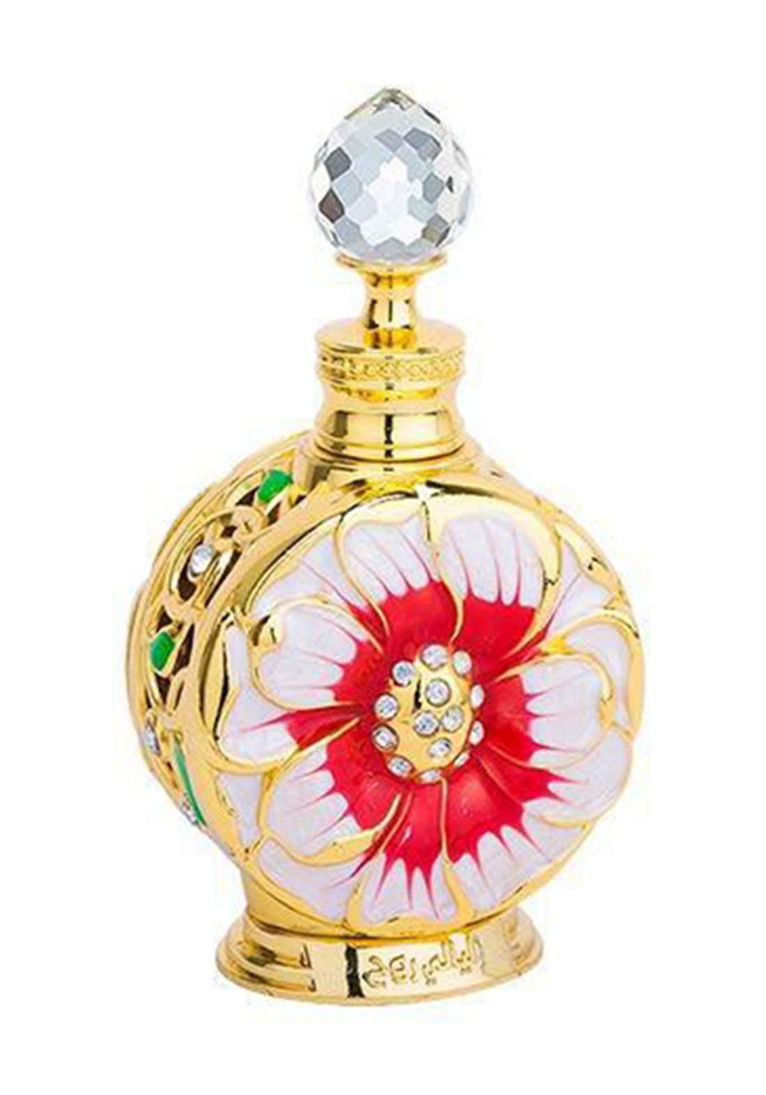 Swiss Arabian 996 Layali-Rouge Perfume Oil for Unisex- 15 ml عطر زيتي لكلا الجنسين