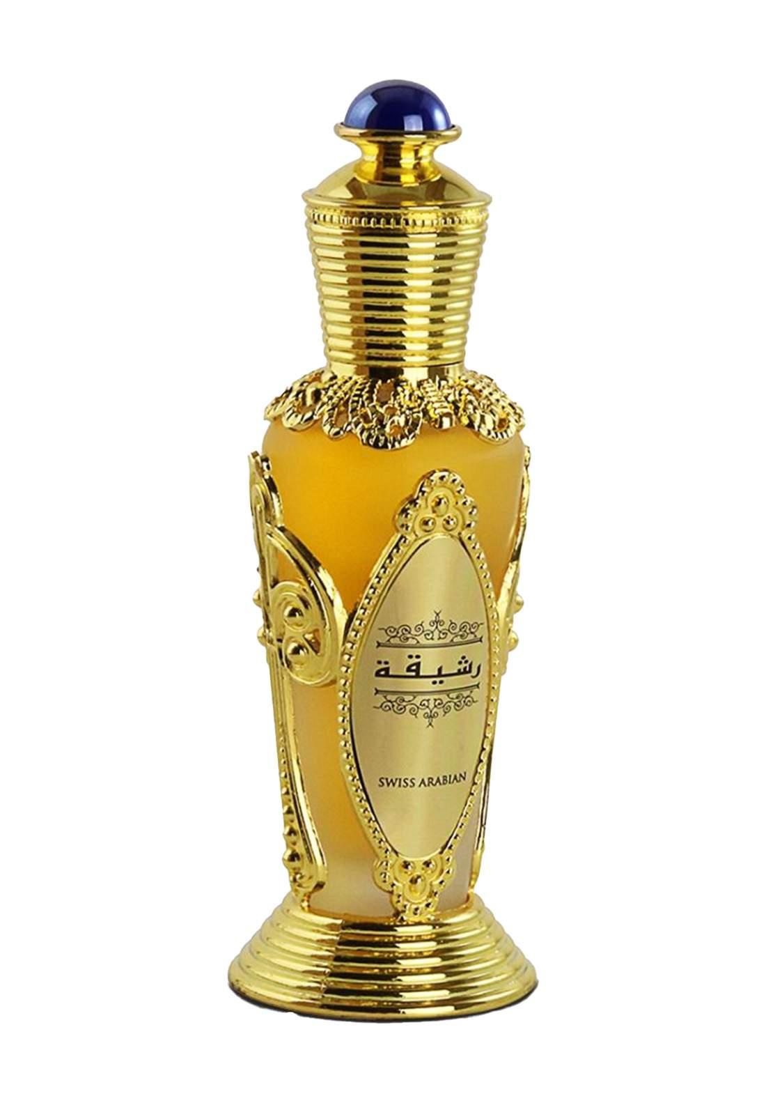 Swiss Arabian Rasheeqa 372 Concentrated Perfume Oil 20 ml عطر زيتي نسائي