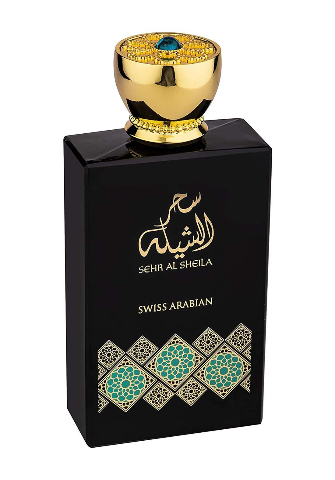 Swiss Arabian  990 Sehr Al Sheila Eau De Parfum Spray Unisex for Women -100 ml  عطر نسائي